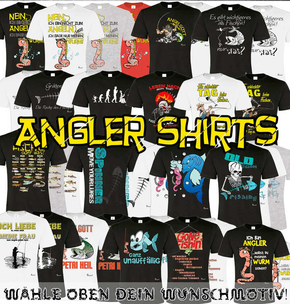 Angler Shirts