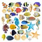 Mobile Preview: 146-bunt-Badaufkleber-set-wc-bad-bathroom-Fische-Meer-maritim-aufkleber-Wandtattoo-lineal-1.jpg