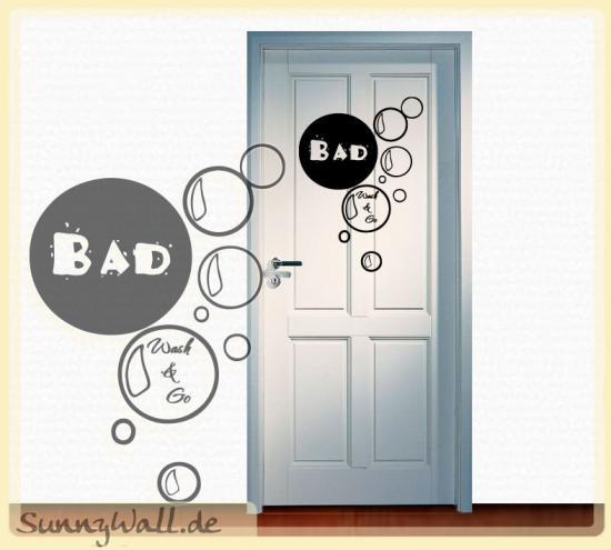 bad wash go f r die badt r sunnywall online shop. Black Bedroom Furniture Sets. Home Design Ideas