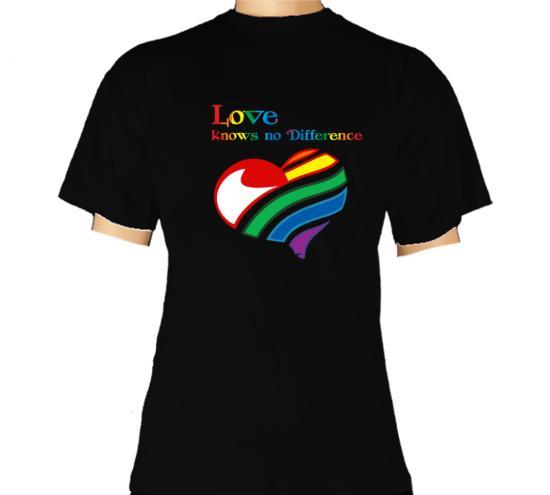 Regenbogen Shirts Herren Starke Motive Sunnywall Online Shop