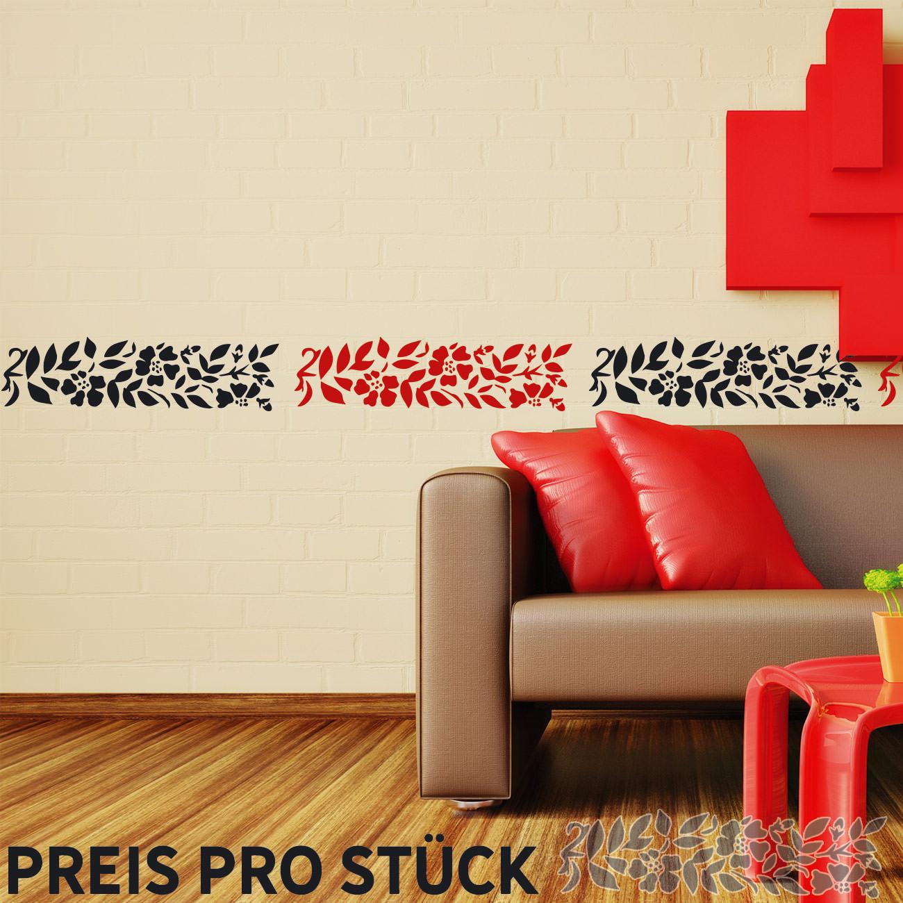 bordüren für ihre wände | sunnywall online-shop