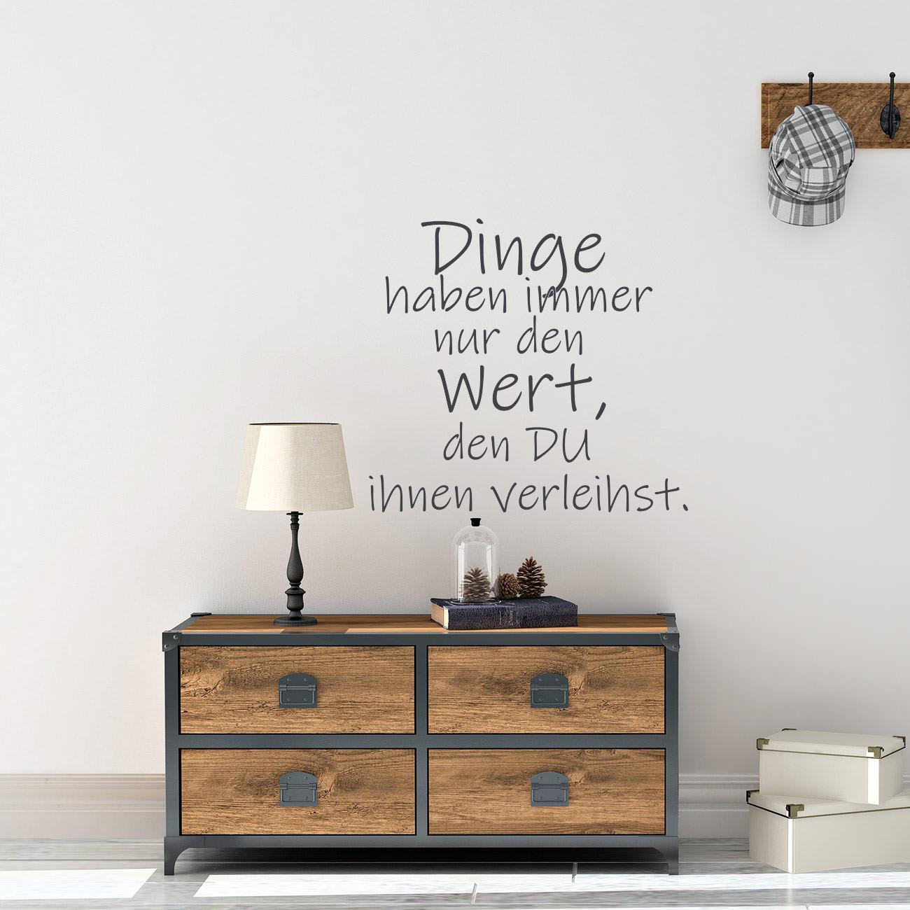 Wunsch-Text für Ihre Wände | Türen DIY | Wandtattoo selber gestalten