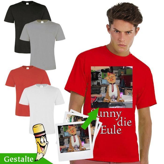 more photos aa129 9a726 Designe - Gestalte dein T-Shirt - Univeral männlich
