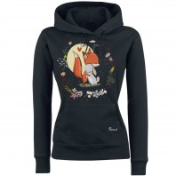 Fuchs Fox Sweatshirt Hoodie Ladies - Hase Umarmung